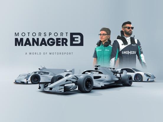 Motorsport Manager Mobile 3 screenshot 12