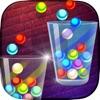 100バブルボール - 新しい物理ゲーム