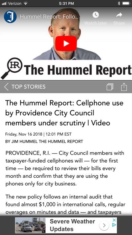 The Providence Journal, R.I. screenshot-6