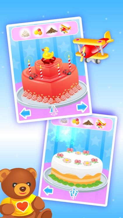 Cake Maker Deluxe screenshot-3