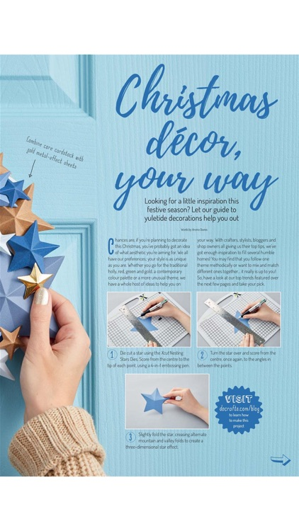 docrafts Creativity Magazine - Your source of creative inspiration