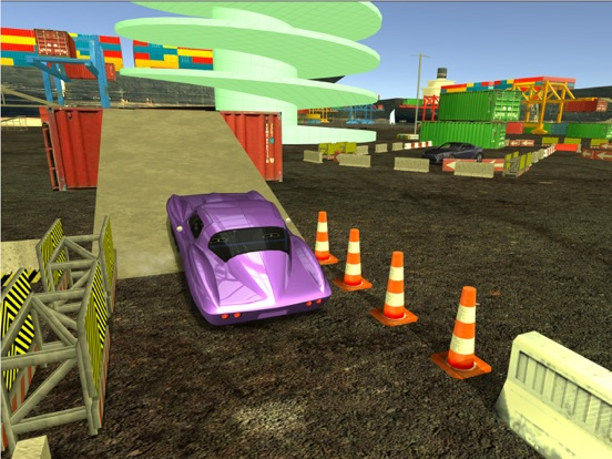 Excited Parking - Car Driving Parking Simulator-ipad-4