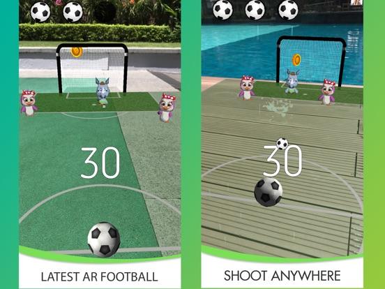 AR Soccer Strike : ARKit Games screenshot 5
