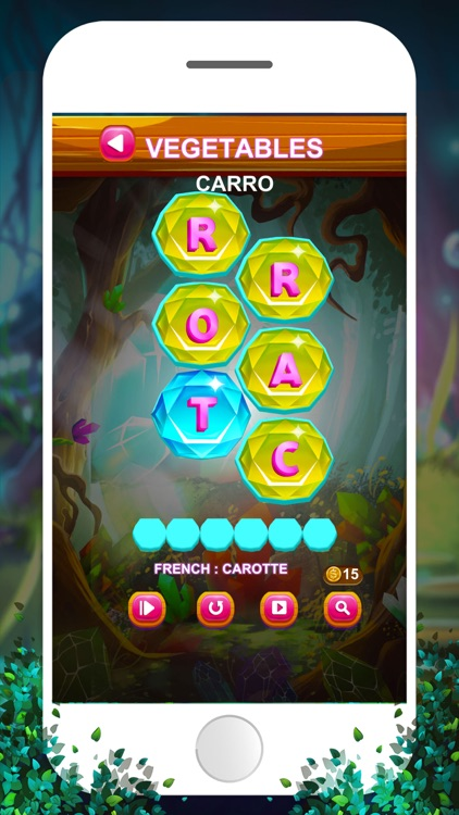 Word Puzzle Hero: Brain Games screenshot-2