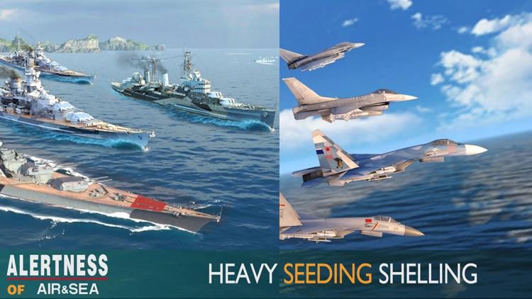空海警戒-战舰航母模拟战争 screenshot-3