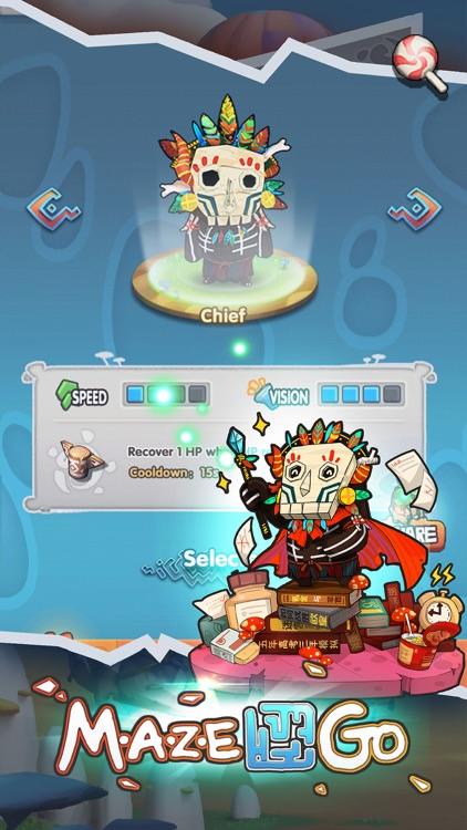 Maze Go! screenshot-4