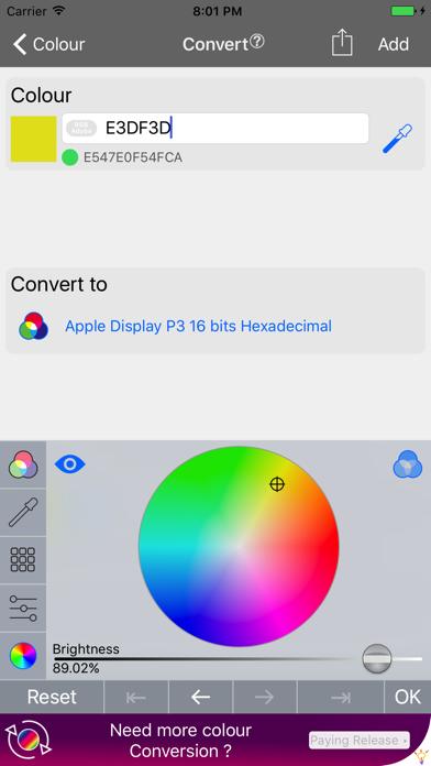 iColorKit Light screenshot four