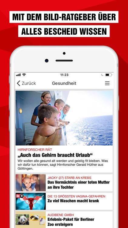 BILD News App - Nachrichten screenshot-4