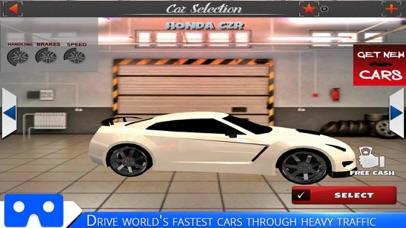 VR Racing Car Highway screenshot 1