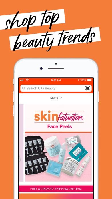 Ulta Beauty review screenshots