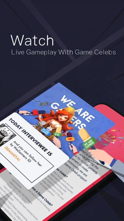 WeGamers - Where Gamers Gather screenshot-3