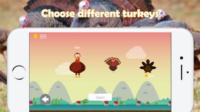 Thanksgiving Jumping Turkey screenshot 2