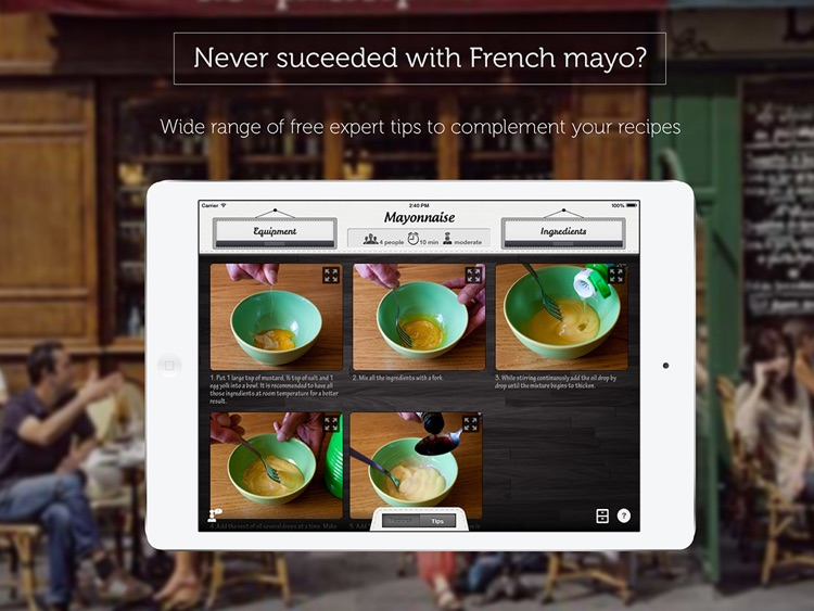 Succulent - Best Of Authentic French Cuisine screenshot-3