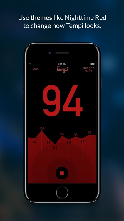 Tempi Beat Detector screenshot-3
