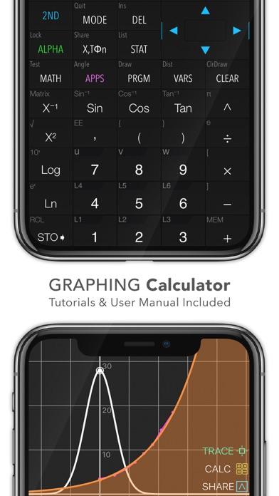 Graphing Calculator Plus app image