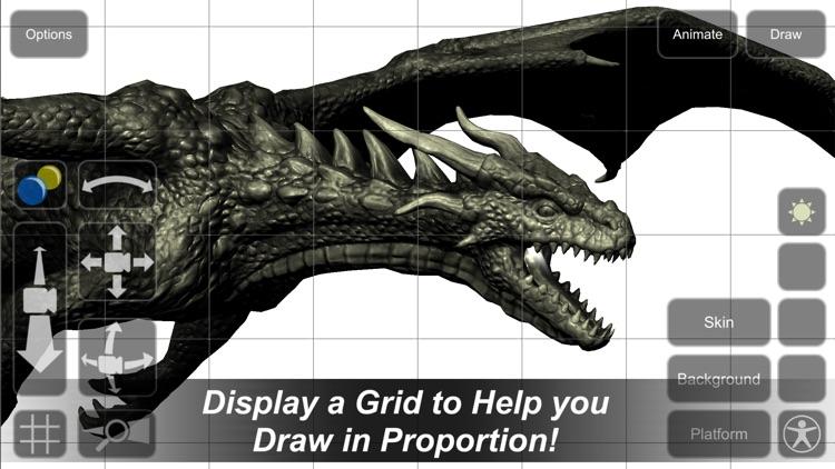 Dragon Mannequin screenshot-3