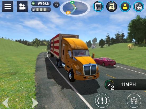 Truck Simulation 19 screenshot 20
