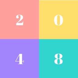 2048 - Merge Number Puzzle Game