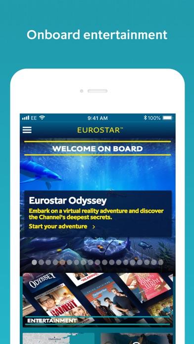 Eurostar Trains for Windows
