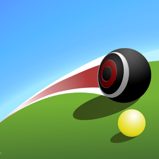 Virtual Lawn Bowls