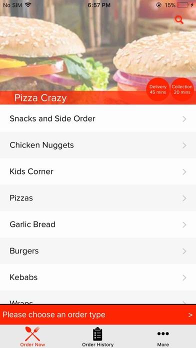App Shopper Pizza Crazy Food Drink