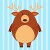Deer Emoji Stickers Ranking
