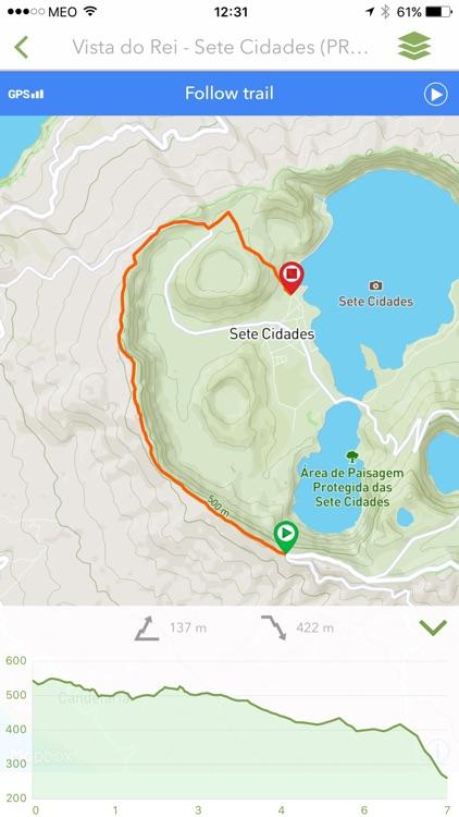 WalkMe | Azores Trails screenshot-3