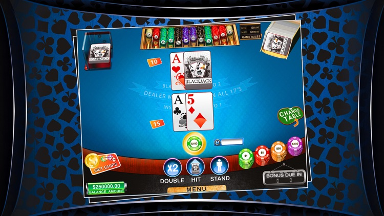 BlackJack* screenshot-1