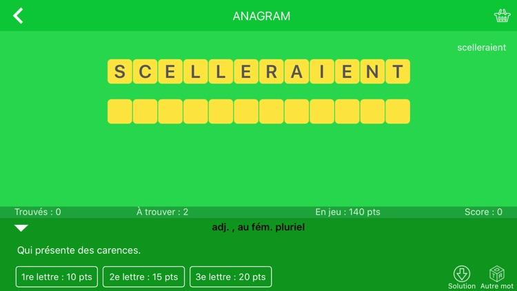 Dictionnaire Le Robert Mobile screenshot-4