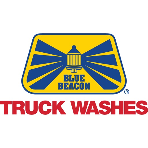 Blue Beacon Truck Wash Locator iOS App