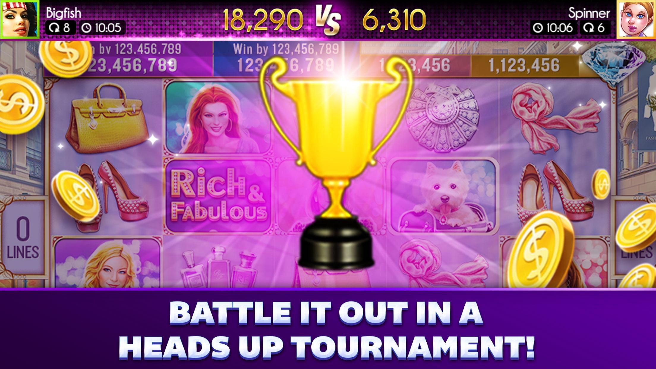 Epic Diamond Slots: Casino Fun Screenshot