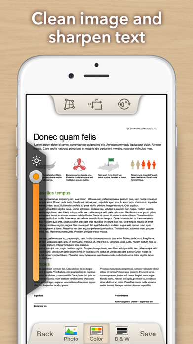 Doc Scan - PDF Scanner and Fax Screenshot