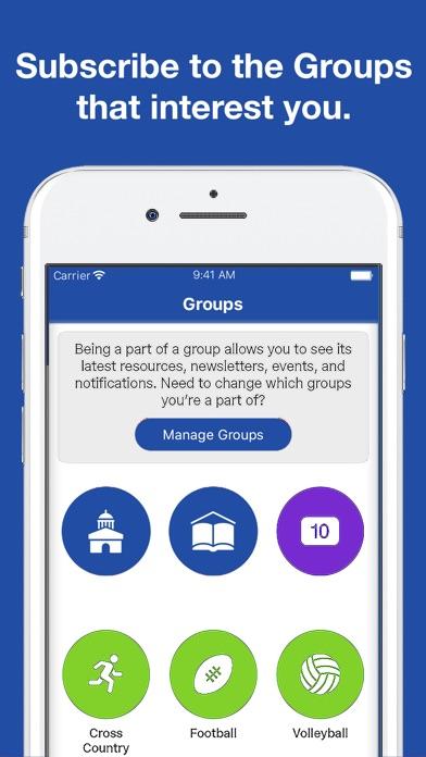 Screenshot of STEAM Academy App