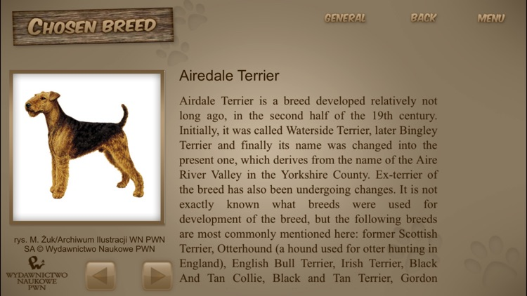 Dog Breeds - Dogs Guide screenshot-3