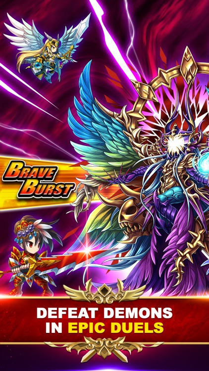Brave Frontier RPG screenshot-4
