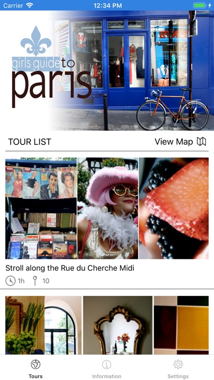 Paris: Shopping & Sightseeing screenshot-0