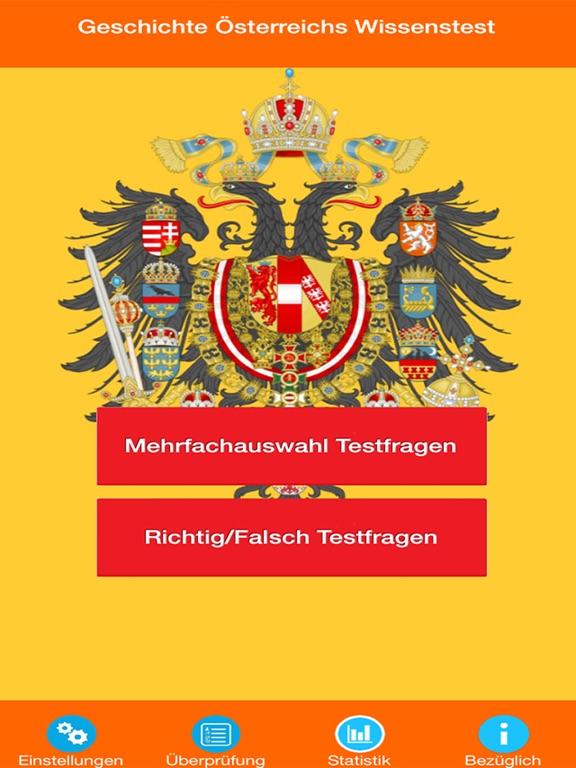 Geschichte Österreichs Quiz screenshot 6
