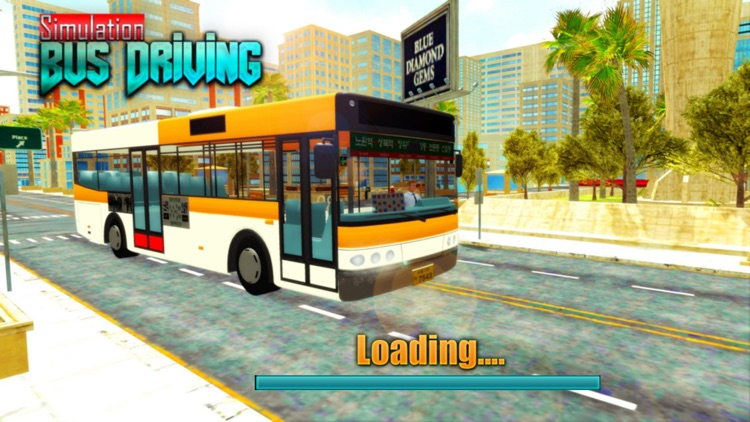 City Bus Driver: Driving Sim screenshot-9