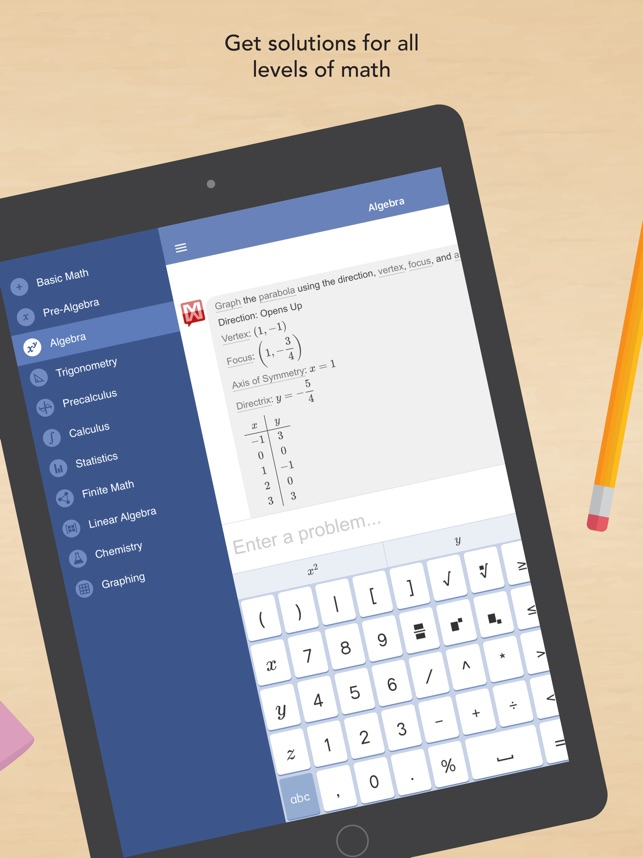 Mathway on the App Store
