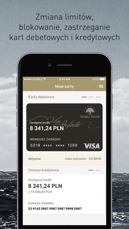 Noble Mobile screenshot-3