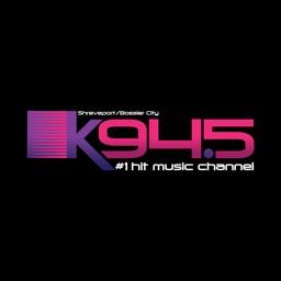 K945 - Pop Hit Music Radio - Shreveport (KRUF)