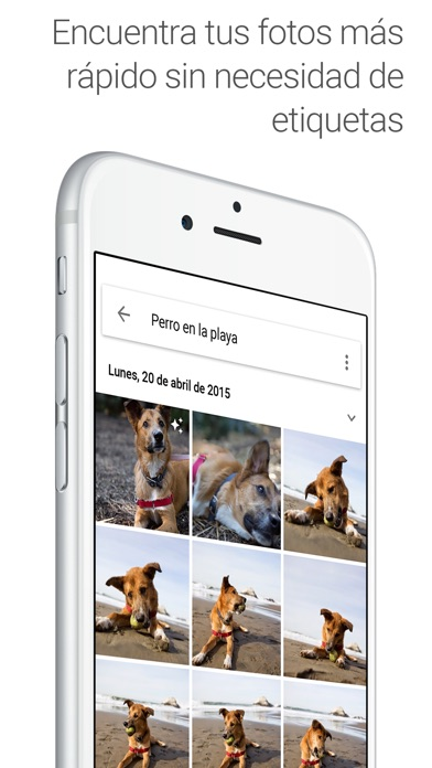 Screenshot for Google Fotos in Mexico App Store