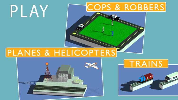 Blox 3D City Creator screenshot-2