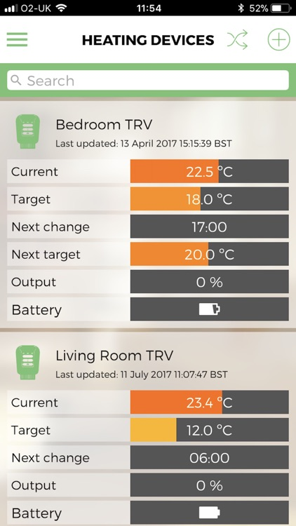 LightwaveRF Home Automation