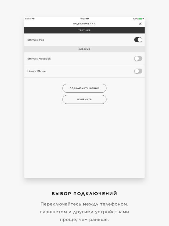 iPad Снимок экрана 2