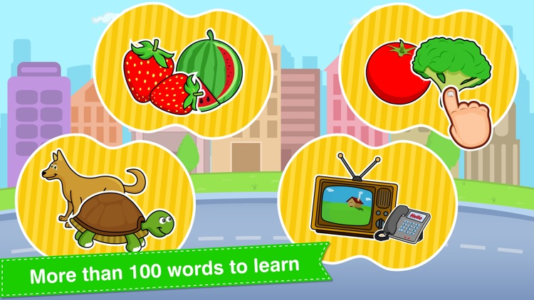Tabbydo Learn First Words in English