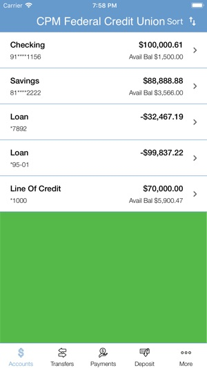 Cpm Federal Credit Union >> Cpm Mobile On The App Store