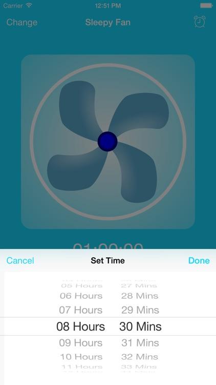 BedTime Sleep Fan Sounds