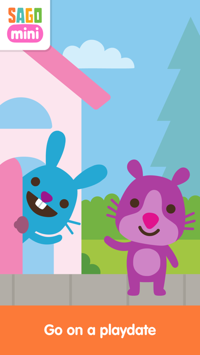 Sago Mini Friends Screenshot