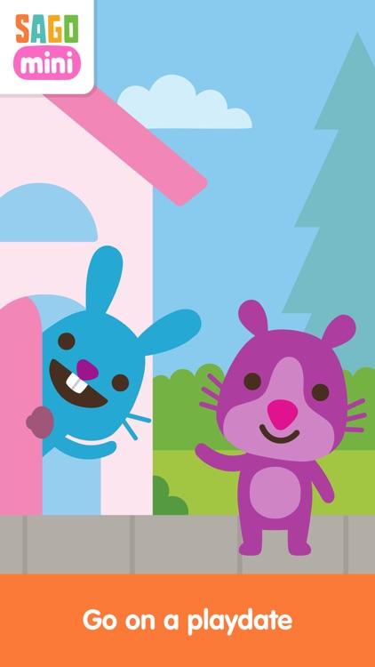 Sago Mini Friends screenshot-0